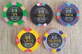 640 Paulson Heads Up Poker Chip Set Critical Overview