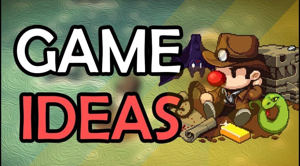 Idea to Idea Based Gameplay